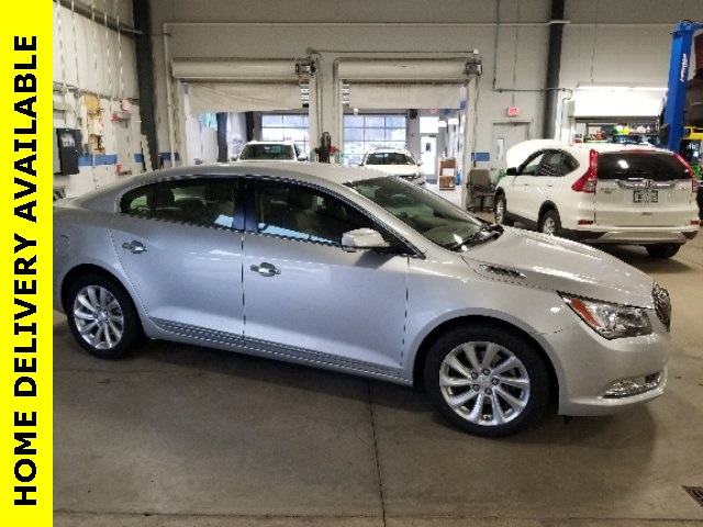 Pre-Owned 2014 Buick LaCrosse Leather Group