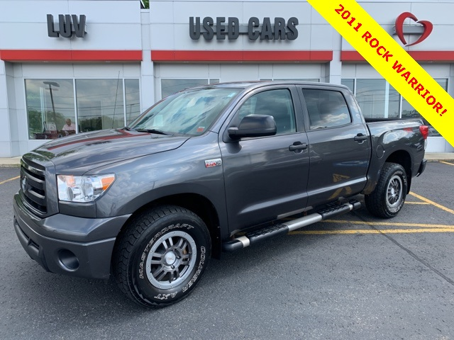 Pre-Owned 2011 Toyota Tundra Rock Warrior