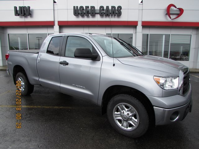 Pre Owned 2010 Toyota Tundra Grade 4d Double Cab In Lakewood T6090b